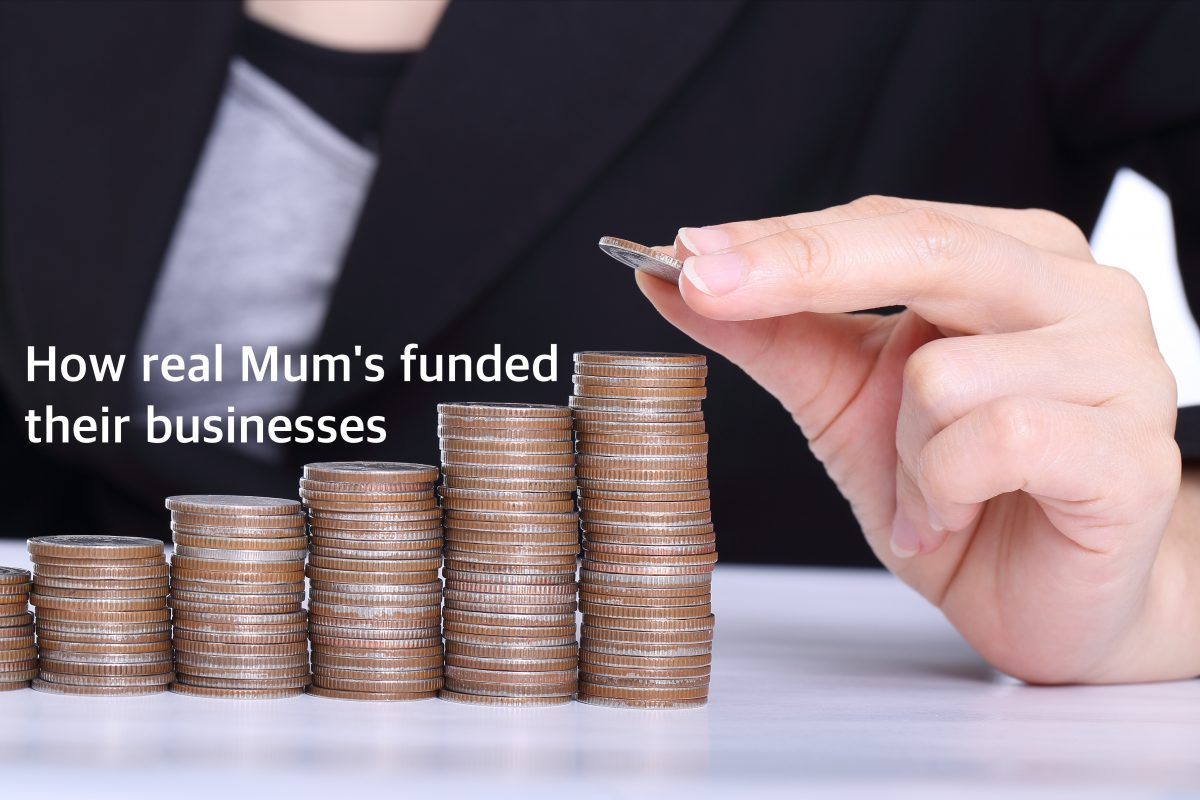 How mums funded their business