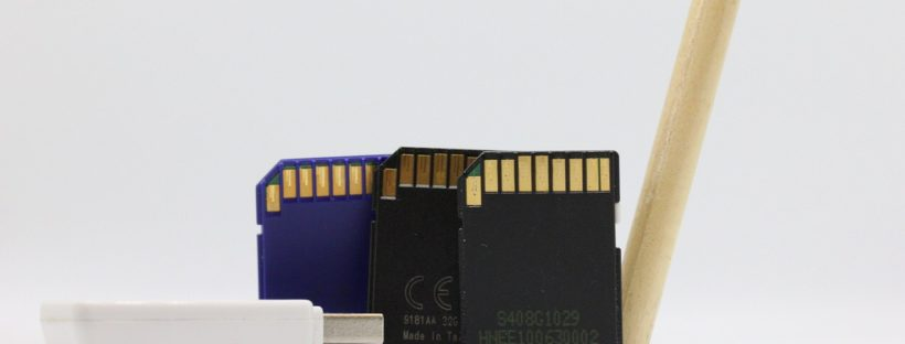 SD Cards and flash drive
