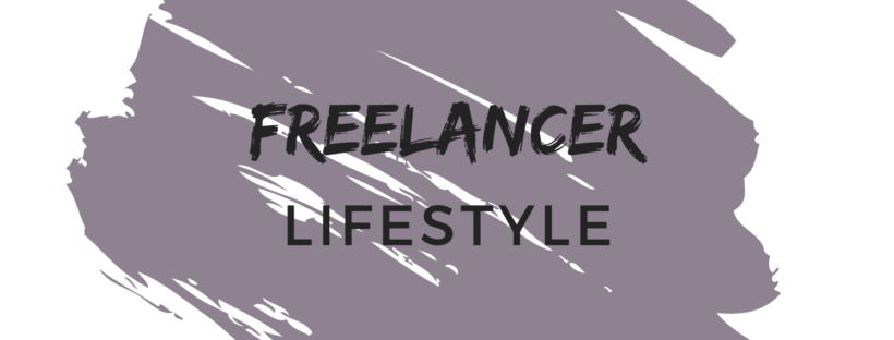 Freelancer lifestyle